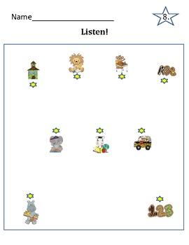 Listening Skills/Destrezas Para Escuchar