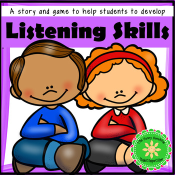 Listening Social Story and Game