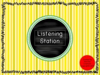 Listening Station
