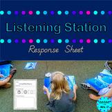 Listening Station Response