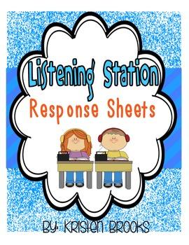 Listening Station Response Sheets