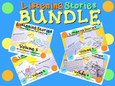 **BUNDLED** Listening Stories Volumes One through Four