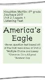Listening Test: America's Eagle