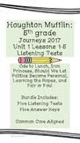 Listening Tests Unit 1 Lessons 1-5 Bundle