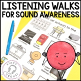 Listening Walks for Sound Awareness for Children with Hear