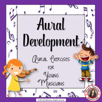 Aural Music Worksheets: Music Listening Skill Development