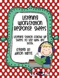 Listening Workstation Response Sheets