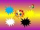 Colors Game: Explosion - Interpretive Listening