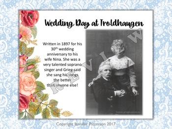 Listening and Learning- Wedding Day at Troldhaugen {tim-ka} #artspatriots