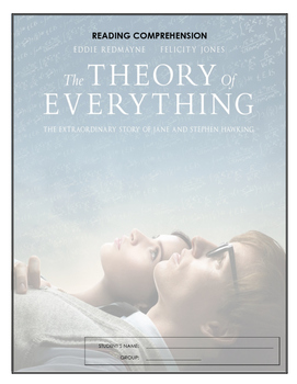 Listening and Reading Comprehensions - The Theory of Everything