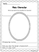 Listening and Reading Response Pages worksheets activities printables
