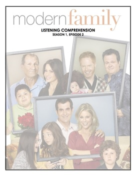 Listening Comprehension - Modern Family - 1x02 - The Bicycle Thief