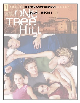 Listening Comprehension - One Tree Hill - 1x05 - All That You Can leave Behind