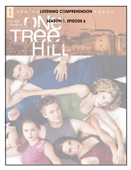 Listening Comprehension - One Tree Hill - 1x06 - Life in a Glass House