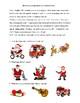 Listening comprehension pre-K & K - thanksgiving, halloween, Santa theme