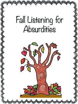 Listening for Absurdities - Seasonal