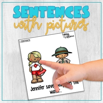 Listening for Community Helpers Freebie