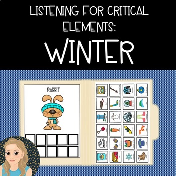 Listening for Critical Elements: Winter