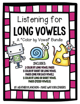 Listening for Long Vowels