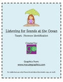 Listening for Sounds at the Ocean