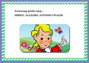 Listening guide map SPRING.A.VIVALDI