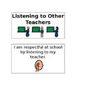 Listening to Other Teachers Flip Story