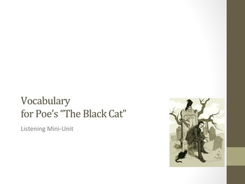 Listening to Poe:  A Review of Listening and Narrative Literary Terms