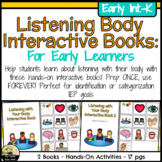 Listening with Your Body Active Listening Interactive Book Set