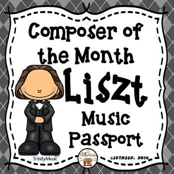 Liszt Passport (Composer of the Month)