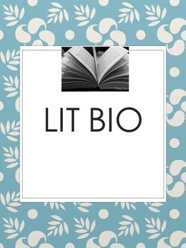 Lit Bio- Students' Personal Narratives through Literature