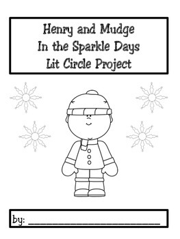 Lit Circle Project Henry and Mudge in the Sparkle Days