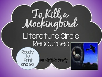 Lit Circle Resources - To Kill a Mockingbird - UPDATED