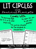 Lit Circles With Journal Prompts