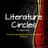 Lit Circles for High School