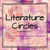 Lit Circles for Middle School