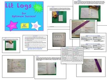 Lit Logs for Students' Optimum Success: Part I