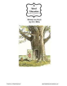 Lit Looking Glass Novel Study: The Complete Tales of Winnie-the-Pooh