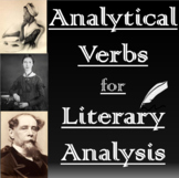 Analytical Verbs for Essays - List, Examples, and Activities