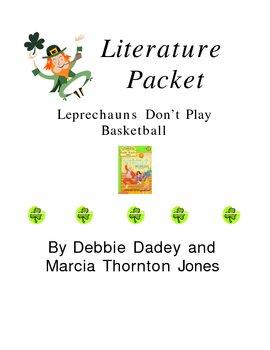 Lit Packet - Bailey School Kids, Leprechauns Don't Play Basketball
