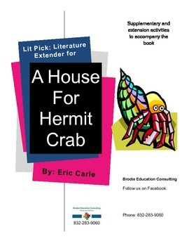 Lit Picks: A House For Hermit Crab
