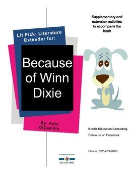 Lit Picks: Because of Winn Dixie