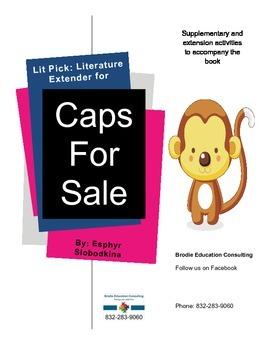 Lit Picks: Caps For Sale