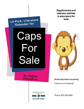 Lit Picks: Caps For Sale