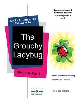 Lit Picks: The Grouchy Ladybug