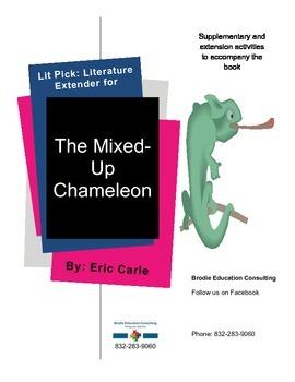Lit Picks: The Mixed Up Chameleon