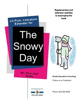 Lit Picks: The Snowy Day