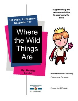 Lit Picks: Where the Wild Things Are