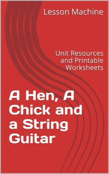 Lit Unit for A Hen, a Chick and a String Guitar by Margare