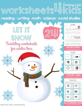 Let it Snow - Winter Pack