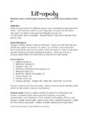 Lit-opoly